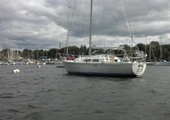 1983 c&c yachts 32 in swansea, ma