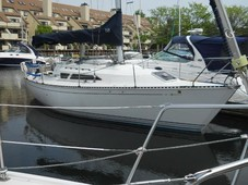 1989 c&c yachts 30 mark ll in stamford, ct