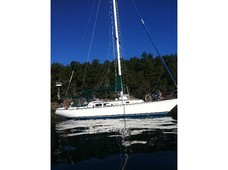 1981 c&c yachts c&c 41 in blaine, wa