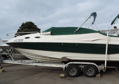 2007 regal 2550 cuddy