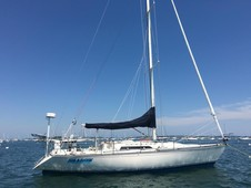 1984 c&c yachts c&c 41 in falmouth, me