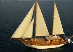 classic motor sailer for sale in greece for 550,000 474,535